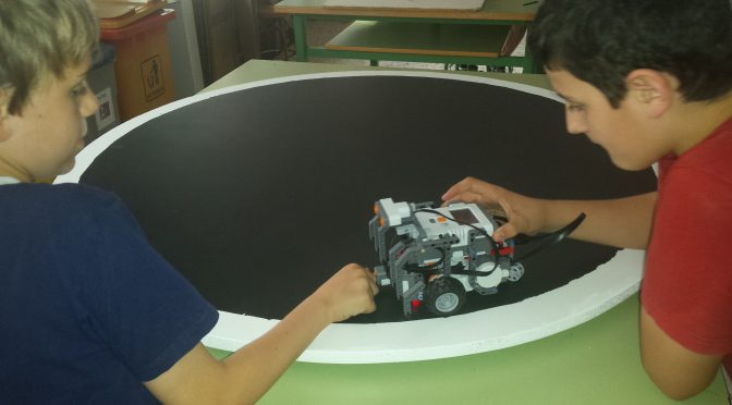 Robótica IES Jaroso participará en el III Encuentro de jóvenes investigadores