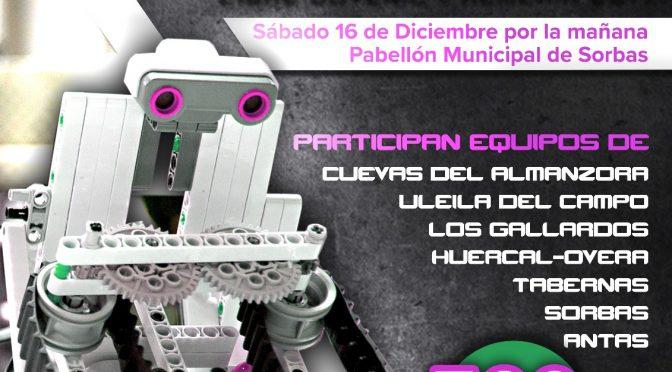 Participación de Robótica IES Jaroso en el Campeonato de Robótica Libre – Almería