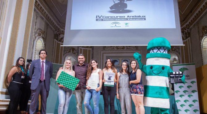 1º Premio de Videocreación de la Junta de Andalucía