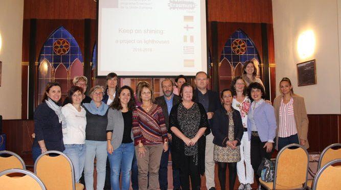 Presentación pública del proyecto Erasmus+ del IES Jaroso
