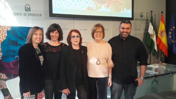 Conrado Gandía y Marisa Lafuente galardonados en los premios Rosa Regás
